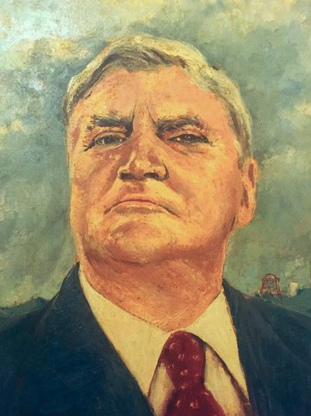 bevan portrait